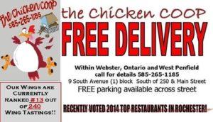BCS Chicken Coop